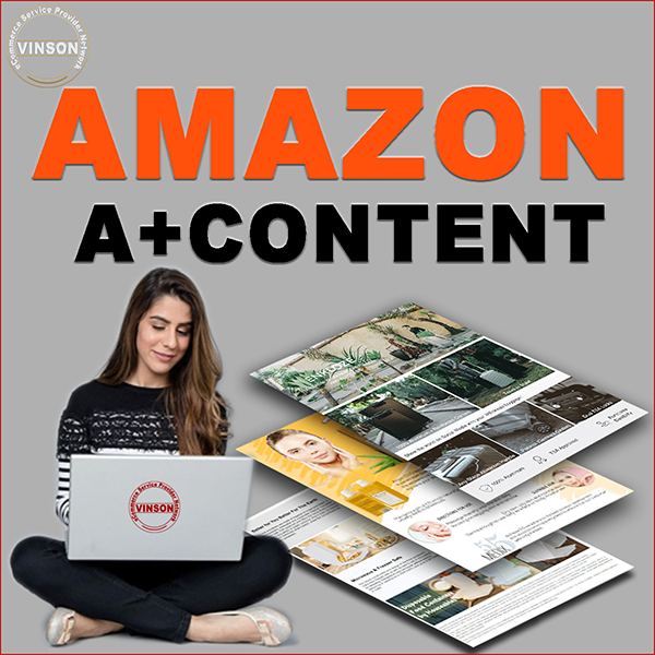Amazon A+ content Listings & Design-by Vinson eCommerce
