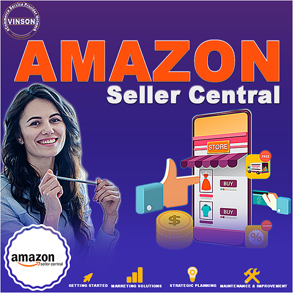 Amazon Seller Central Account Management Services in india