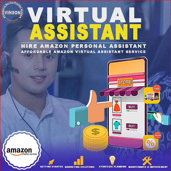 Amazon Virtual Assistant Services